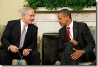 Obama defers to Netanyahu at White House 6 July 2010